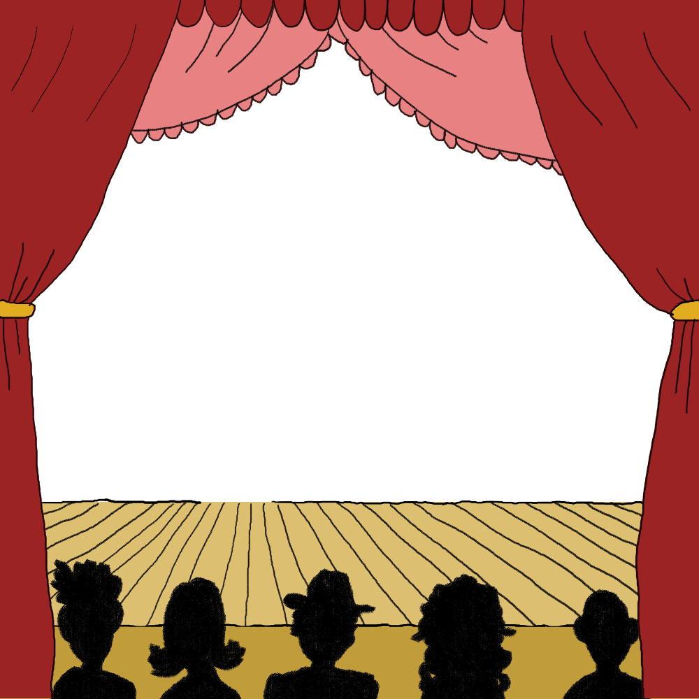 Pildiotsingu theatre cartoon tulemus