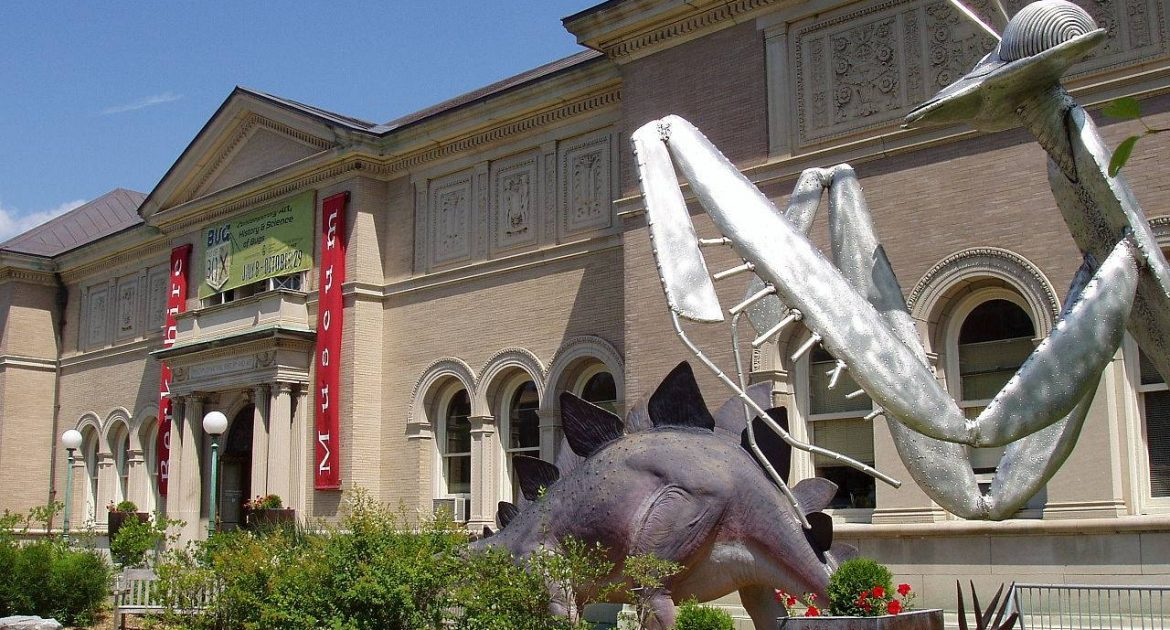 Berkshire Museum, founded by Zenas Crane in Pittsfield, MA