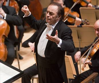 Charles Dutoit conducts BSO at Tanglewood during 2012 season