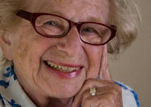 New play about Dr. Ruth on Barrington Stage Co. 2012 schedule